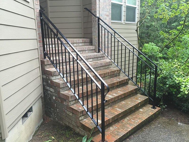 custom porch railings